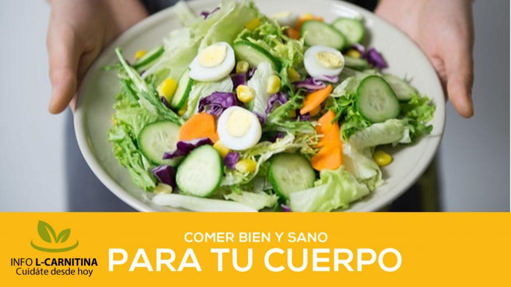 Comer Sano 5 Alimentos Para Perder Peso