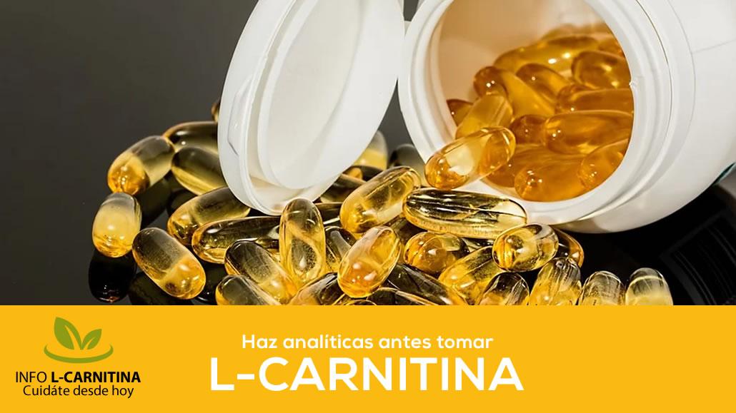 Tomar L Carnitina